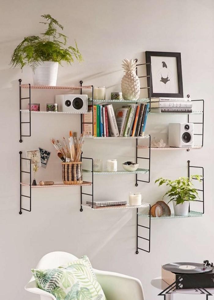 1001 idees etageres murales 77