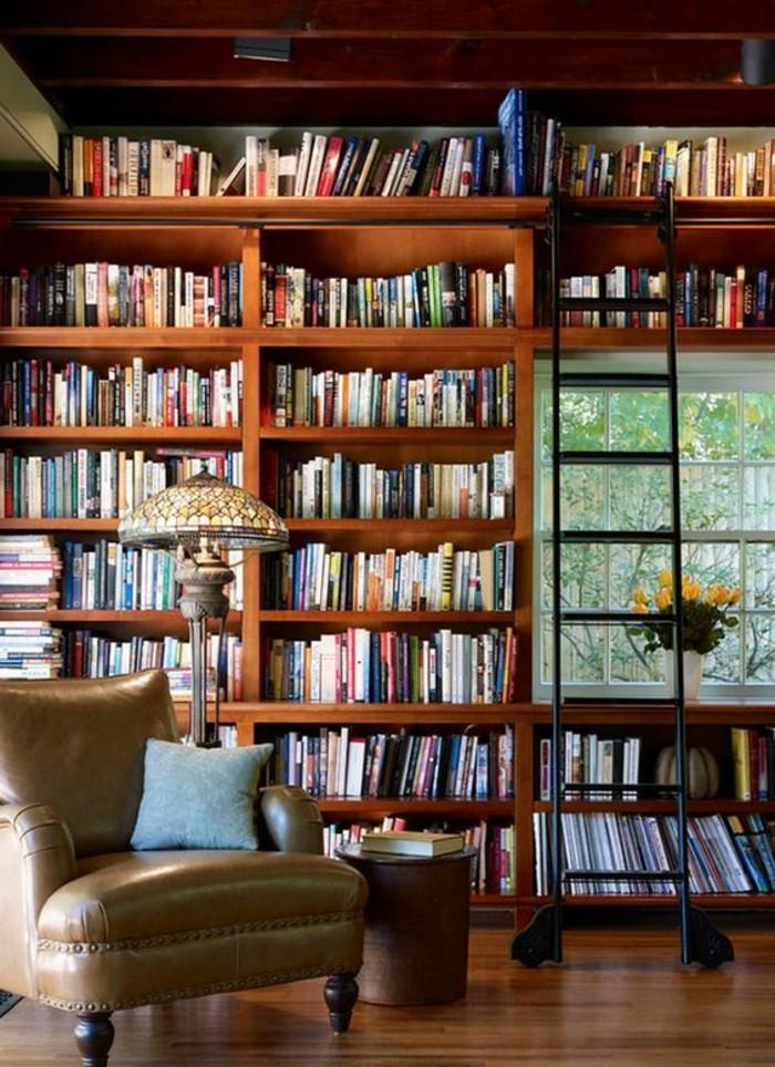 La Bibliothque Murale En 65 Photos Inspirantes