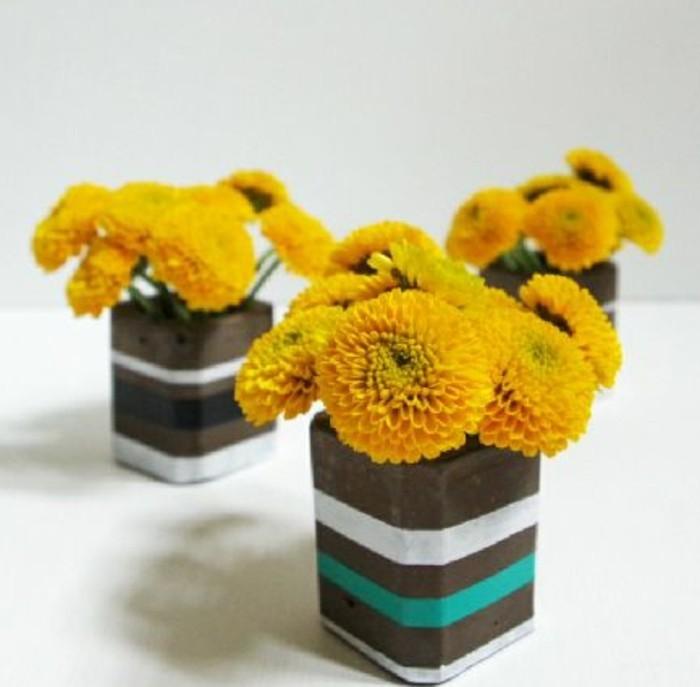 vase soliflore original et pas cher