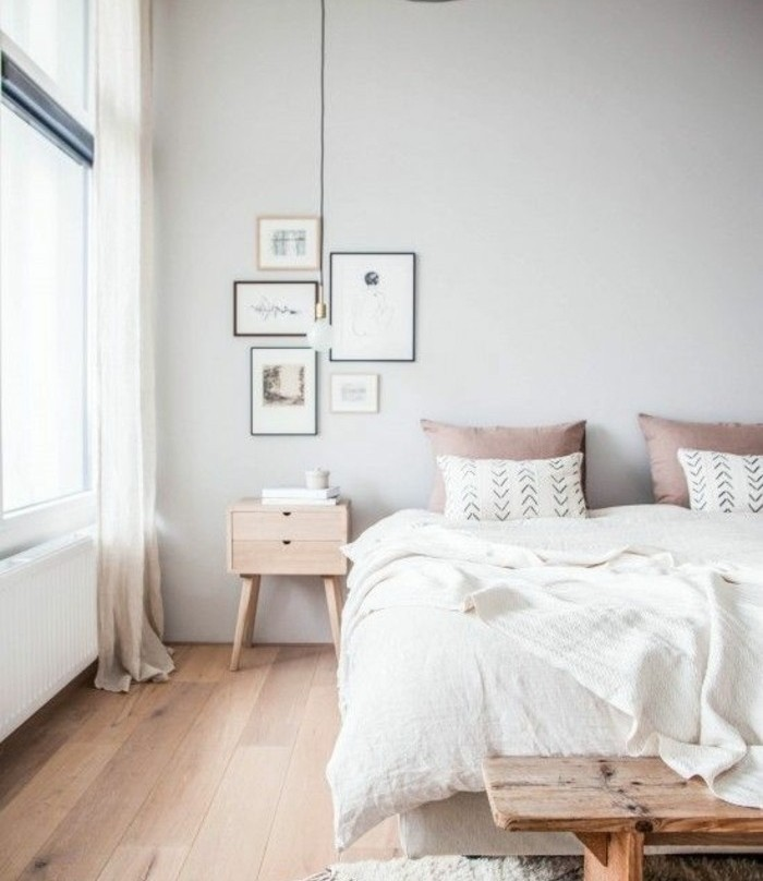 Stunning Id Es Pour Une Chambre Scandinave Styl E With
