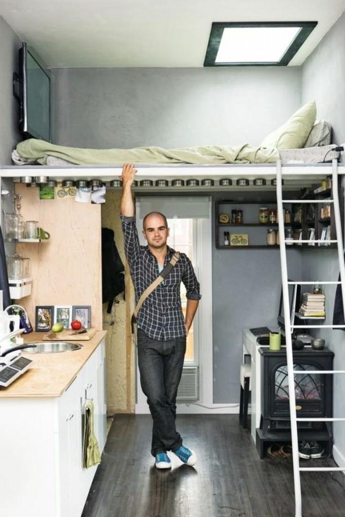 1001 Idees Comment Amenager Une Petite Chambre Mini Espaces
