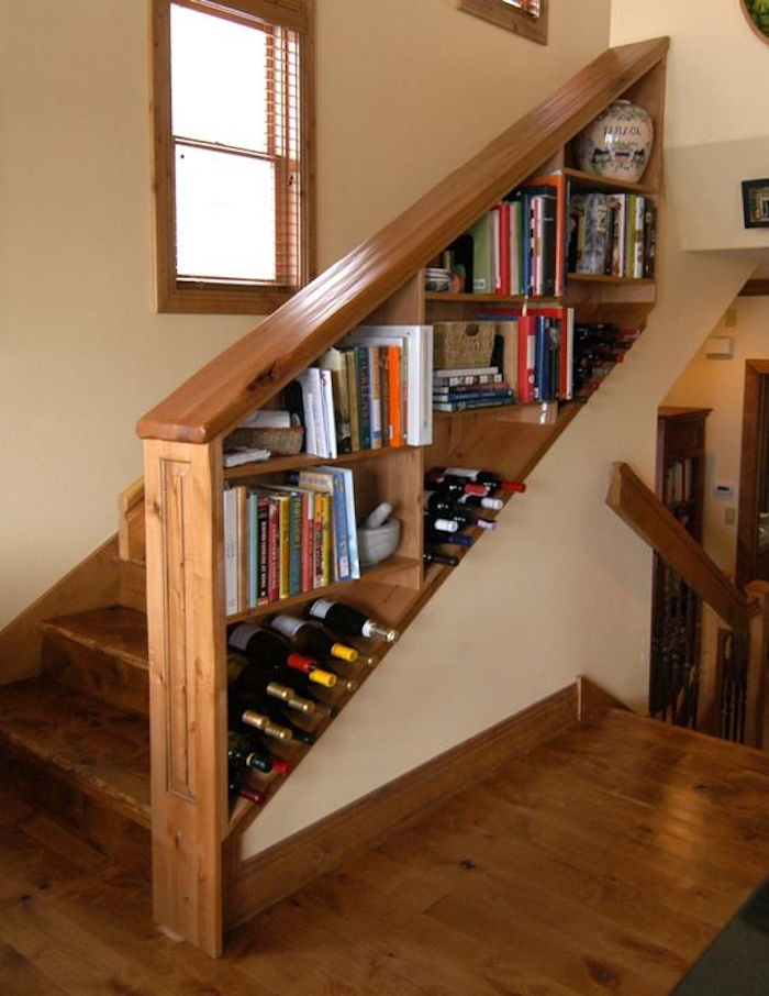 1001 Ides Bibliothque Escalier Des Marches Et Des