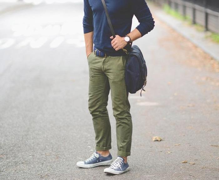 1001 Ides Pantalon Chino Homme Indispensable Et