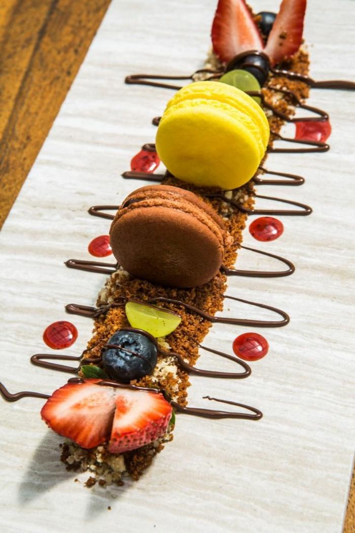 1001 Ides Comment Prsenter Un Assiette Dessert Individuel