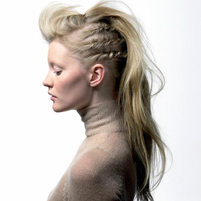 1001 Tutos Et Photos Inspirants Pour Une Coiffure Viking