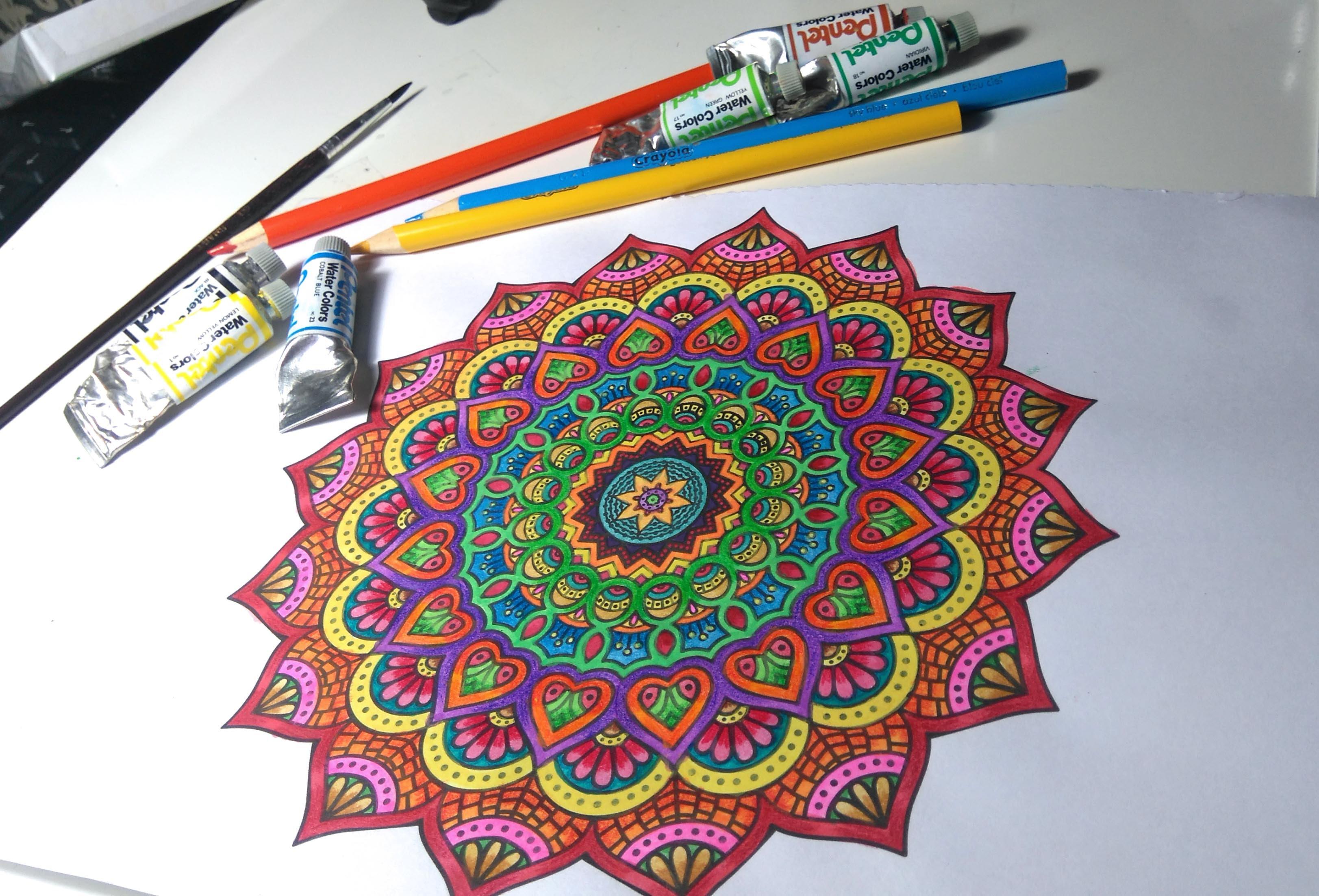 Tutoriels Idees D Activite Manuelle Adulte Creative