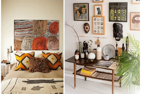 Best Home Design » chambre style africain