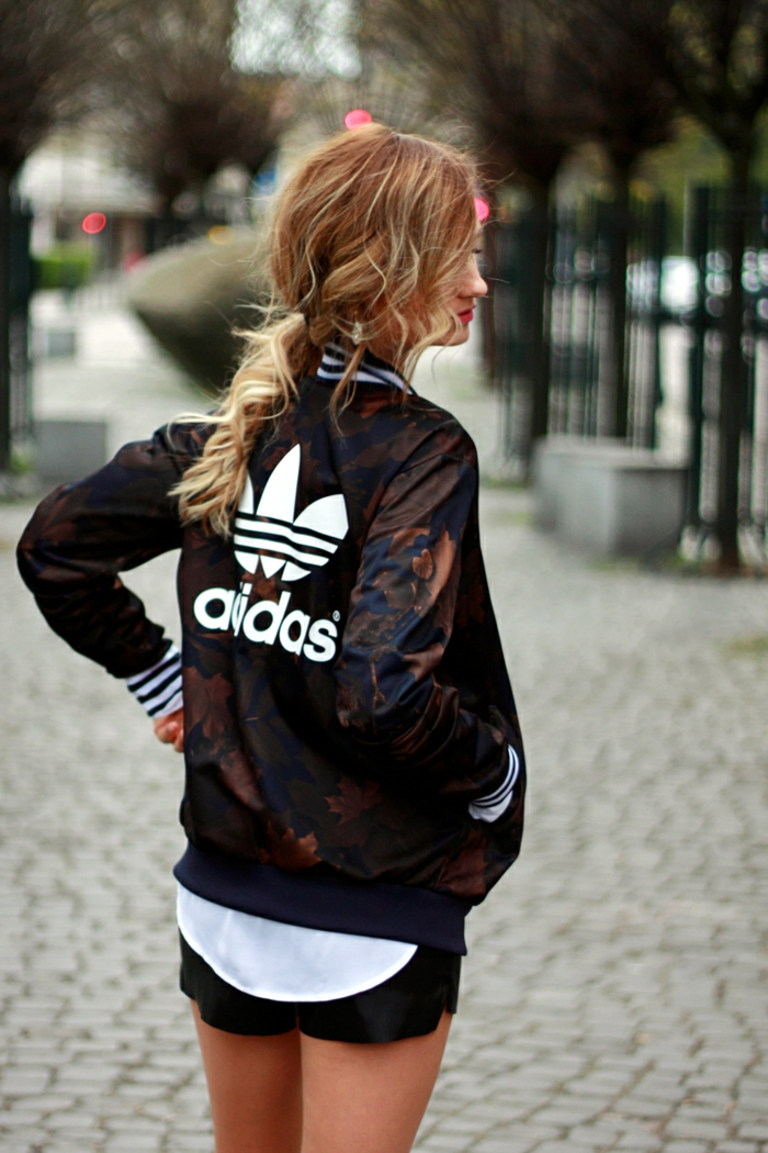 Fille Swag Dessin Adidas 5