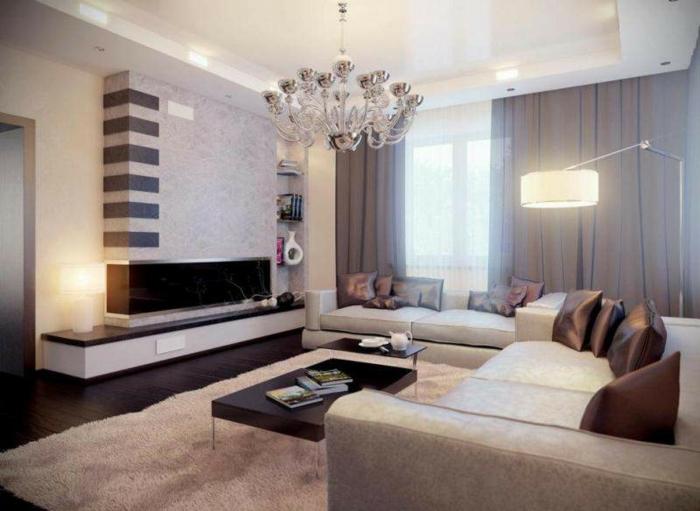 1001 Ides Fantastiques Pour La Dco De Votre Salon Moderne
