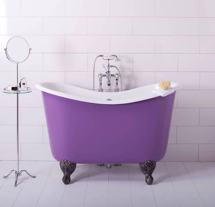1001 idees petite baignoire plongez dans le petit bain en 73 idees
