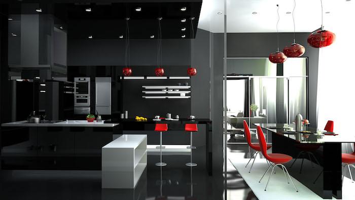 1001 modeles de la cuisine moderne