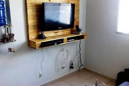 decoration mur de tv » [HD Images] Wallpaper For Downloads | Easy ...