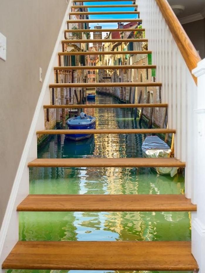 1001 Techniques Et Ides Pour Relooker Un Escalier