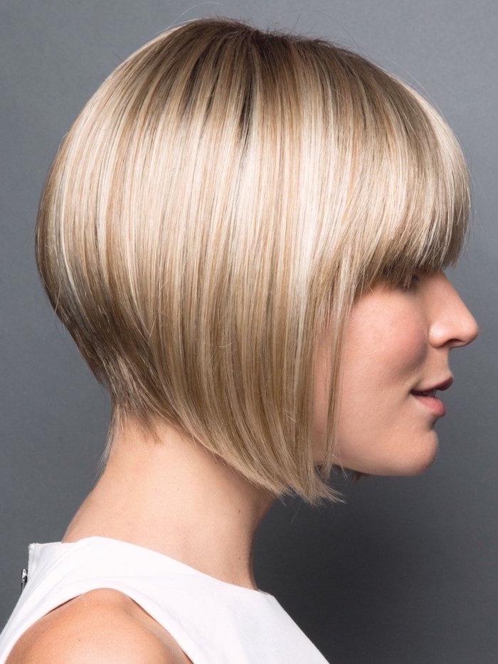 1001 idees carre plongeant blond
