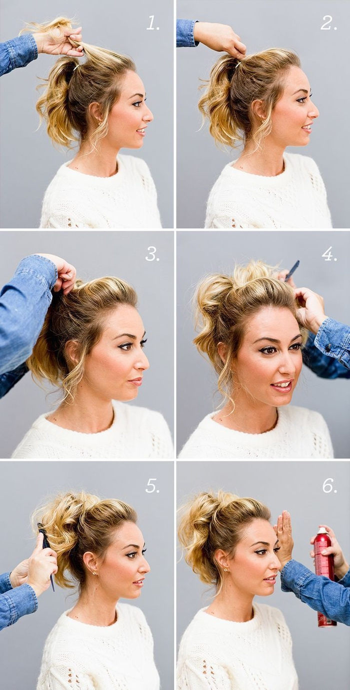 1001 idees pour une coiffure annee