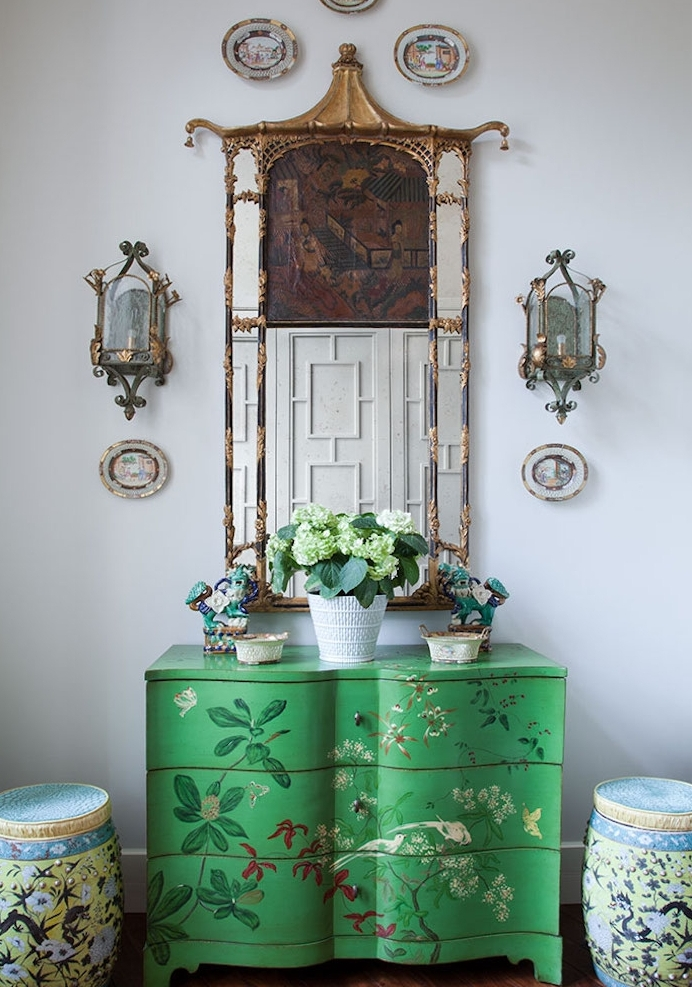 Commode Orientale Cool Credenze Etniche With Commode