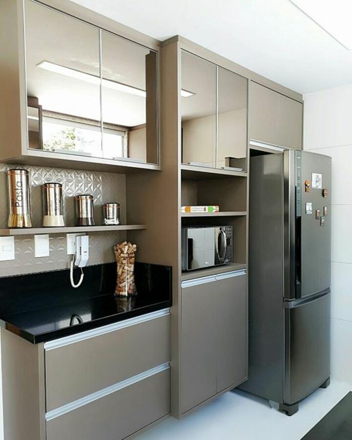 1001 idees pour une petite cuisine