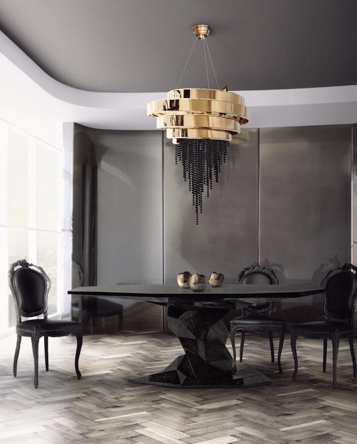 1001 Idees Salle A Manger Design Une Louchee De Styles