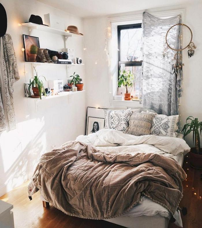idees pour la deco petite chambre adulte