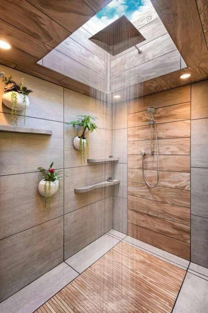 idees pour une deco salle de bain zen