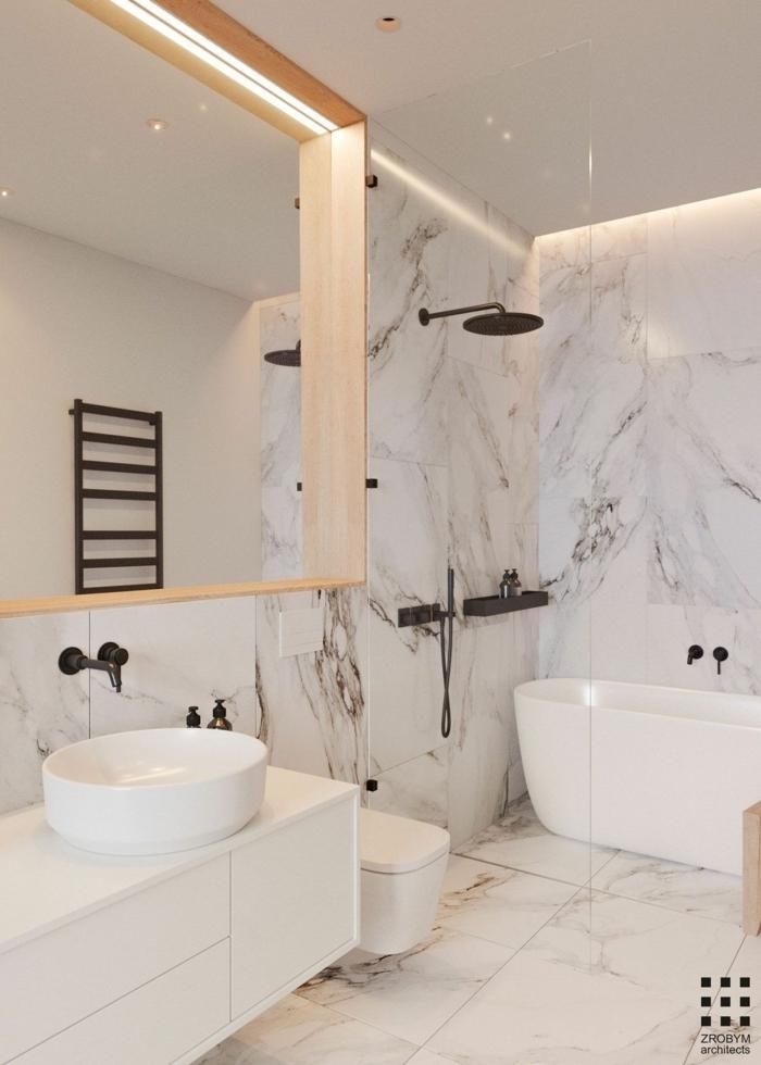 versions de la salle de bain italienne
