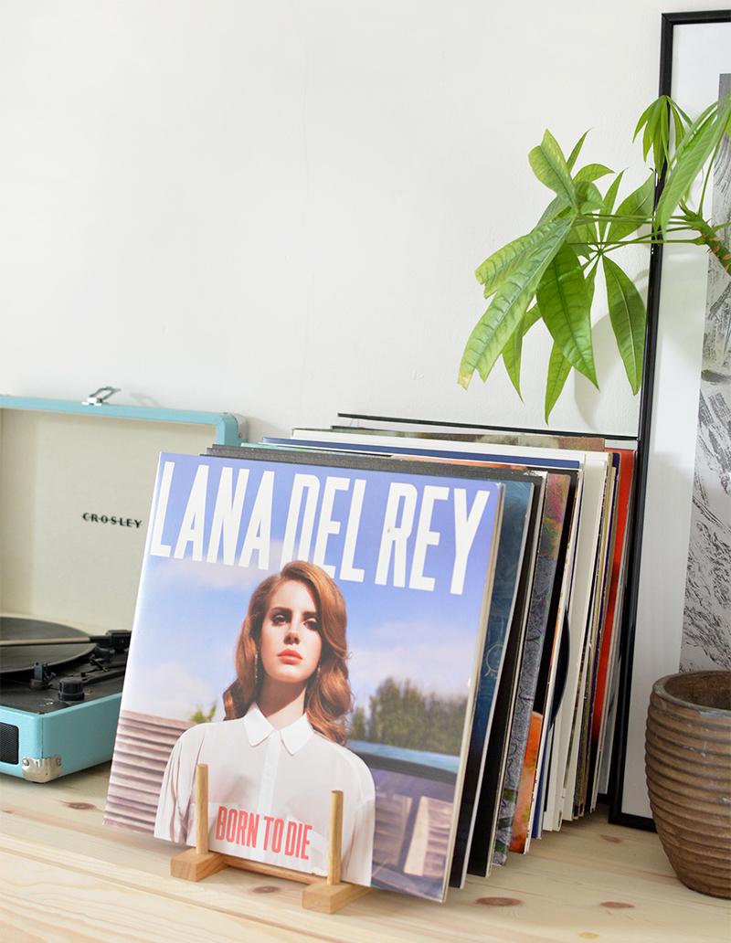 1001 idees rangement vinyle