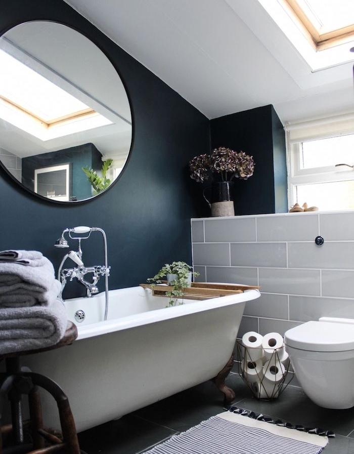 97 salles de bain sous comble