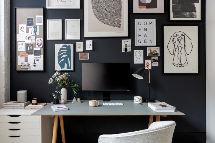 bureau de chambre ou salon