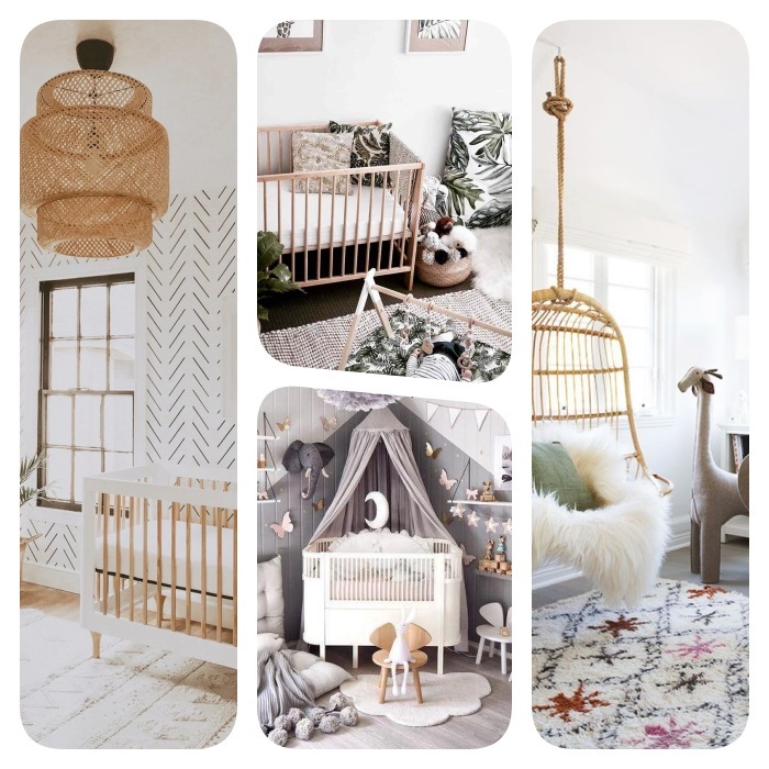 chambre bebe cocooning