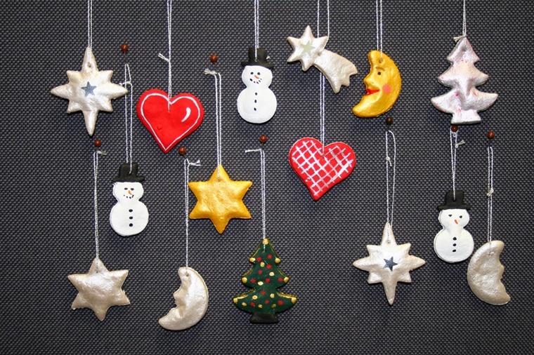 Lavoretti Di Natale Fai Da Te Carta Forbici E Un Po Di