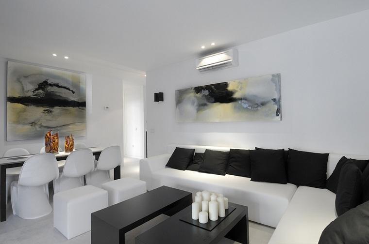Solo a chi sa apprezzare la. Idee Arredo Casa In Bianco Nero E Grigio Per Uno Stile Sobrio Ed Elegante Archzine It
