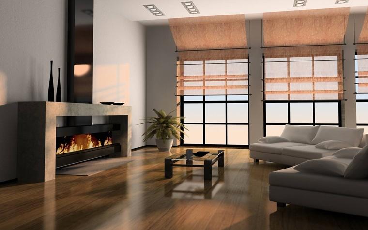 Una delle stanze più difficile da sistemare e arredare è il soggiorno. Soggiorno Con Camino 24 Idee Suggestive Di Calore E Comfort Archzine It