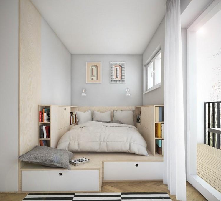 Abita facile offre una vasta scelta di mobili in differenti stili e materiali. Stanze Da Letto 12 Idee Funzionali Per Uno Spazio Piccolo Archzine It