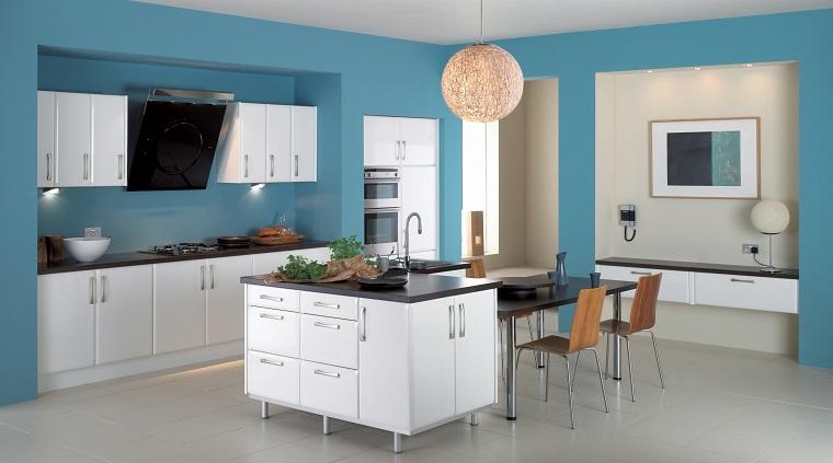 Trova tantissime idee per colori pareti cucina bianca. Colori Pareti Cucina 24 Abbinamenti Veramente Originali Archzine It