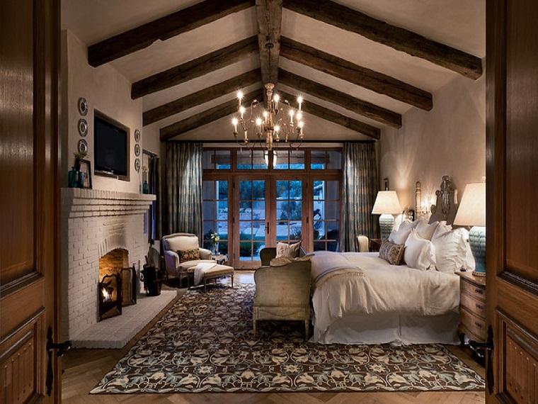 camera da letto country eleganti, armoniose, accoglienti: Camera Da Letto Country Tanti Suggerimenti Per Un Ambiente Accogliente Archzine It