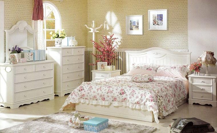 Lo stile country per la camera da letto è, anch'esso, caratterizzato da un look accogliente e caldo, dato dalla dominazione del legno come materiale principale. Camera Da Letto Country Tanti Suggerimenti Per Un Ambiente Accogliente Archzine It