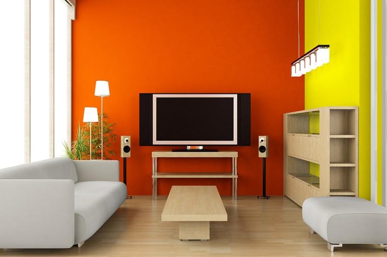 Vediamo come dipingere il salotto, prendendo in esame i vari colori che possiamo scegliere e analizzando stili e accostamenti più indicati. Pitturare Casa I Colori Le Ultime Tendenze E Le Combinazioni Per Ogni Stanza Archzine It