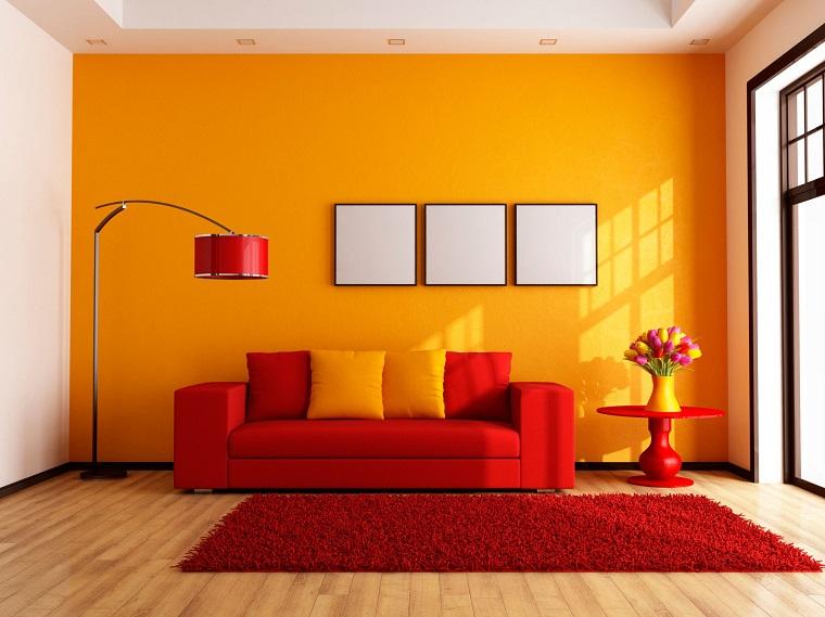 Per il soggiorno serve un colore. Pitturare Casa I Colori Le Ultime Tendenze E Le Combinazioni Per Ogni Stanza Archzine It