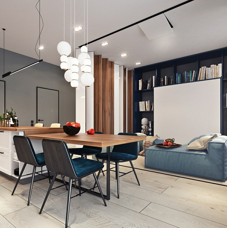 Come gestire un open space da 36 mq tra cucina zona living e. 1001 Idee Per Come Arredare Un Monolocale Piccolo