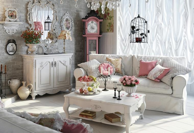Basta veramente poco per arredare con arredi e accessori di stile: 1001 Idee Per Stile Provenzale Arredamento Casa