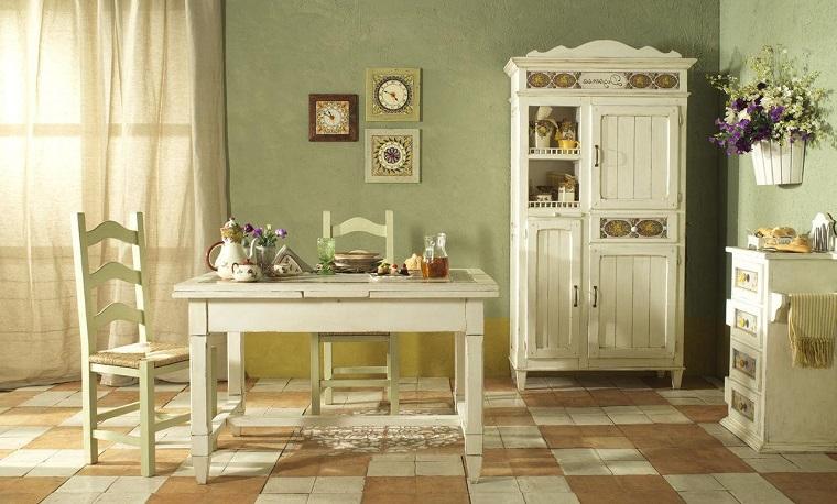 Per rivestire le pareti della cucina è possibile trovare svariate soluzioni: Pittura Pareti Cucina Tante Idee Colorate E All Ultima Moda Archzine It