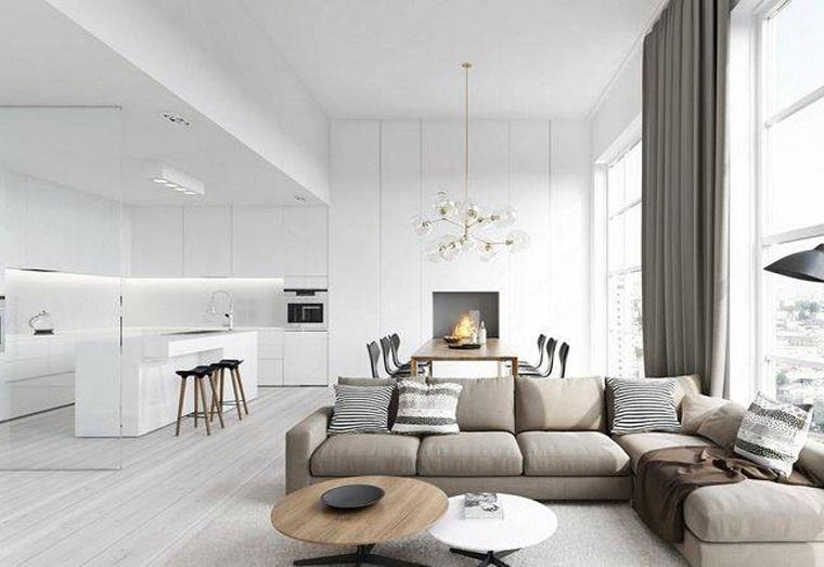 Visualizza altre idee su case di lusso, case da sogno, architettura. Arredare Open Space 10 Idee Originali In Stile Moderno Archzine It