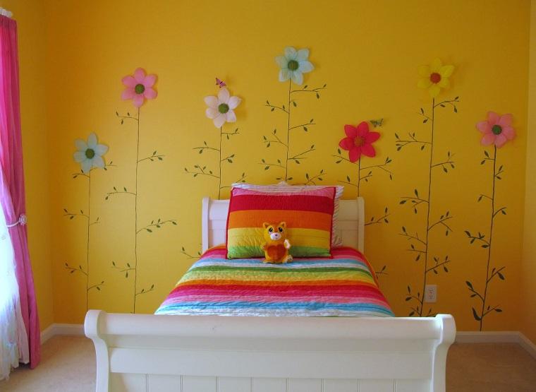 Acquistare camere per ragazzi o camere per bambini è un lavoro di squadra! Pittura Camerette Bambini I Colori E Le Fantasie Per Lo Spazio Dei Piu Piccoli Archzine It