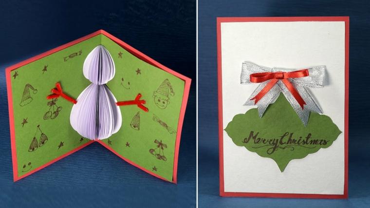 1001 Idee Per Biglietti Di Natale Originali Da Realizzare
