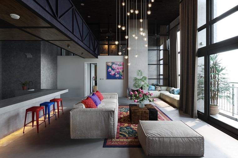 Ikea, mondo convenienza, brico, leroymerlin. 1001 Idee Per Case Moderne Interni Idee Di Design