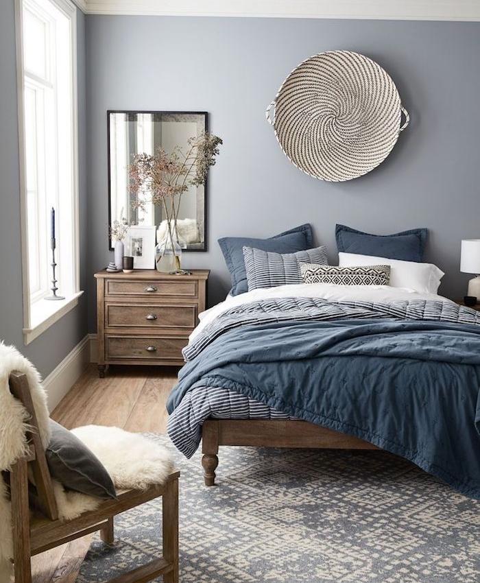 Nulla vieta però che, se amassi alla follia questo colore, potresti tingere tutte le pareti della camera da letto. 1001 Idee Per Colori Da Abbinare Al Grigio Consigli Utili