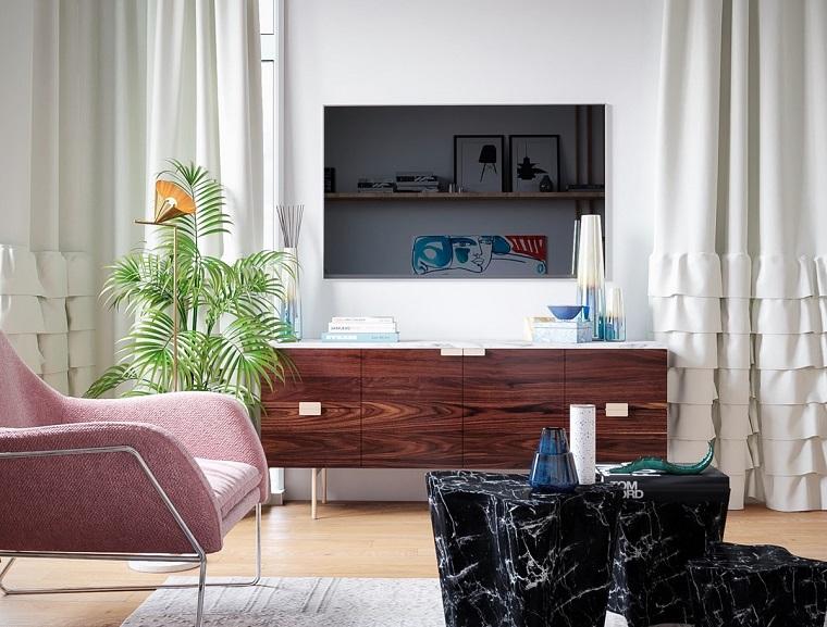 Per questo motivo anche l'interior decoration è un'. 1001 Idee Per Case Moderne Interni Idee Di Design