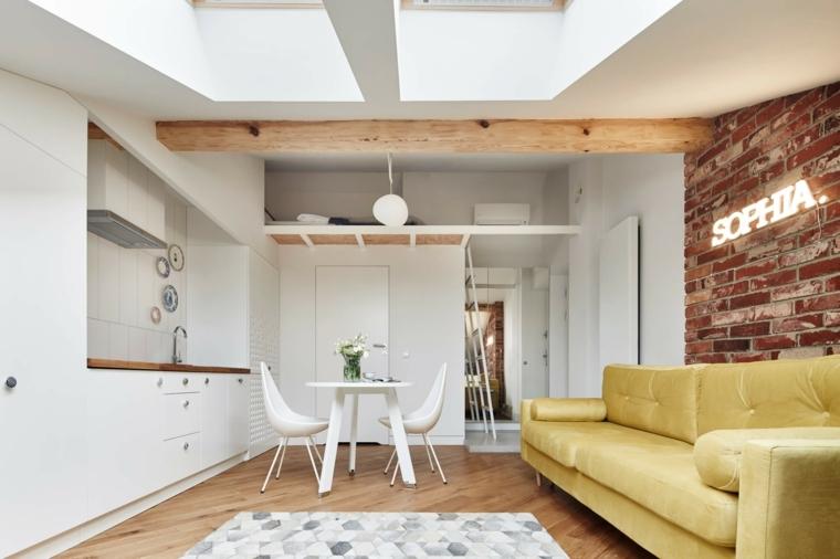 Scopri come dividere lo spazio tra cucina e soggiorno in un ambiente unico che integri le funzionalità di entrambi in una soluzione moderna e di grande impatto. 1001 Idee Per Cucina Open Space Dove Funzionalita E Comfort Si Uniscono Con Stile