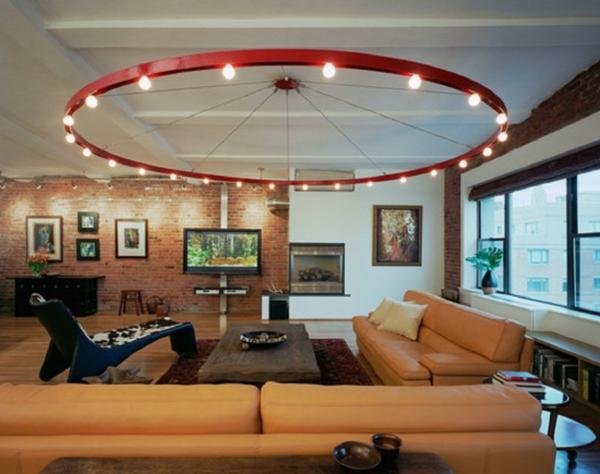 Ceiling Art Lights