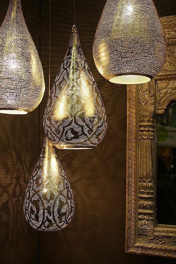 Marokkanische Lampen 40 Super Modelle